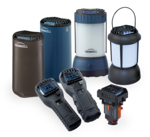 Thermacell's Zone Mosquito Repeller Family